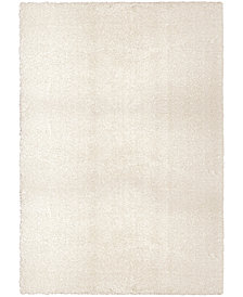 "Orian Cotton Tail Solid 3'11"" x 5'5"" Area Rug"