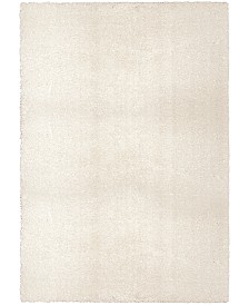 "Jennifer Adams  Cotton Tail Solid 3'11"" x 5'5"" Area Rug"