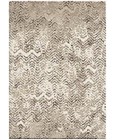 Orian Carolina Wild Agave White 9' x 13' Area Rug