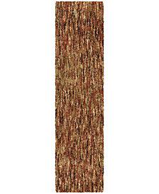 "Orian Next Generation Multi Solid 2'3"" x 8' Runner Area Rug"