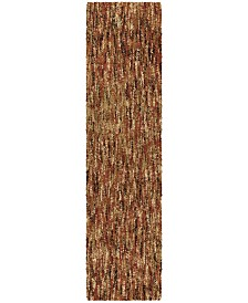 "Palmetto Living Next Generation Multi Solid 2'3"" x 8' Runner Area Rug"