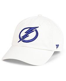 Tampa Bay Lightning Fan Relaxed Adjustable Strapback Cap