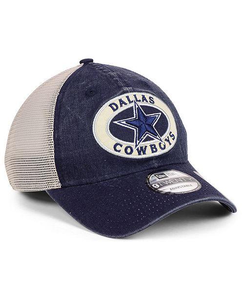 66173e5debdb3a New Era Dallas Cowboys Patched Pride 9TWENTY Snapback Cap & Reviews ...