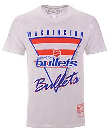 Mitchell & Ness Men's Washington Bullets Final Seconds T-Shirt