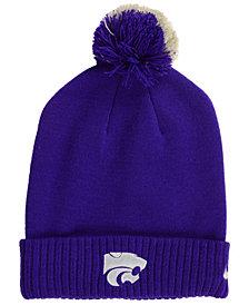 Nike Kansas State Wildcats Beanie Sideline Pom Hat