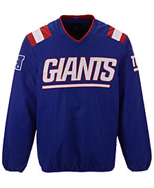 G-III Sports Men's New York Giants Countback Pullover Jacket
