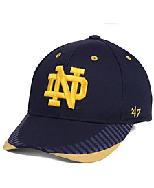 '47 Brand Notre Dame Fighting Irish Temper Contender Flex Cap