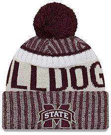 New Era Mississippi State Bulldogs Sport Knit Hat