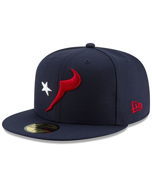 072ad2e3512 ... New Era Houston Texans Logo Elements Collection 59FIFTY FITTED Cap ...