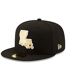 New Era New Orleans Saints Logo Elements Collection 59FIFTY FITTED Cap