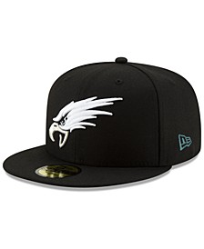Philadelphia Eagles Logo Elements Collection 59FIFTY FITTED Cap