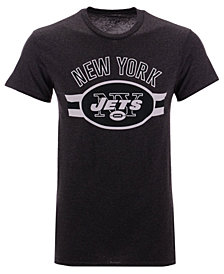 Authentic NFL Apparel Men's New York Jets Checkdown T-Shirt