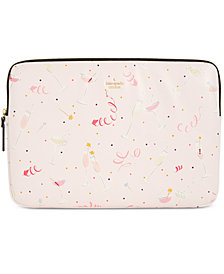 kate spade new york Champagne Print Universal Laptop Case