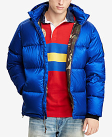 Polo Ralph Lauren Men's Great Outdoors Repellent Down Coat