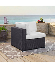 Biscayne Corner Chair With Cushions