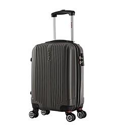 "San Francisco 18"" Lightweight Hardside Spinner Carry-on Luggage"