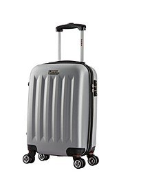 "Philadelphia 19"" Lightweight Hardside Spinner Carry-on Luggage"