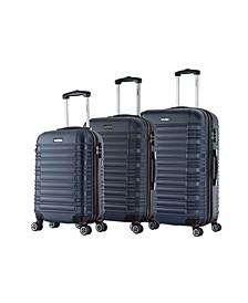 New York 3-Pc. Lightweight Hardside Spinner Luggage Set