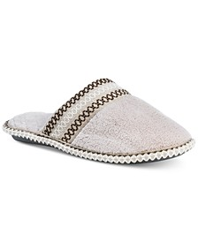 Women's Cathy Micro-Chenille Clog Slippers