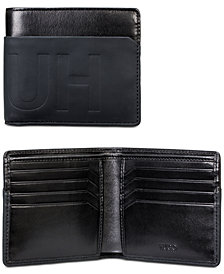 Hugo Boss Men's Hero Leather Wallet