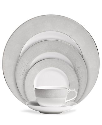 Monique Lhuillier Waterford Dinnerware, Stardust Collection