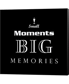 Small Moments By Graphinc Canvas Art