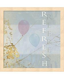 Refresh Balloons By Posters International Studio Framed Art