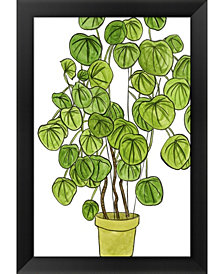 Potted Jungle II by Melissa Wang Framed Art