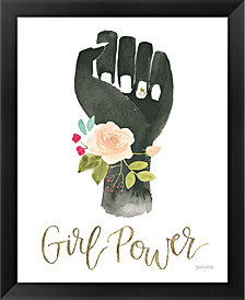 Girl Power XI by Jenaya Jackson Framed Art