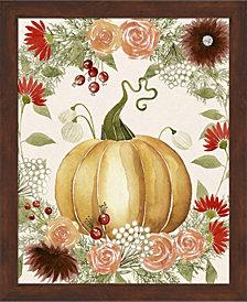 Red Autumn I by Grace Popp Framed Art