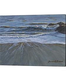 Beach Waver By Bruce Dumas Canvas Art