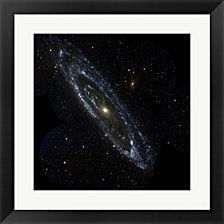 Space Photography V by Unknown Framed Art