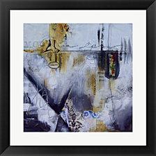 Full Size Render 8 By Lovisart Framed Art