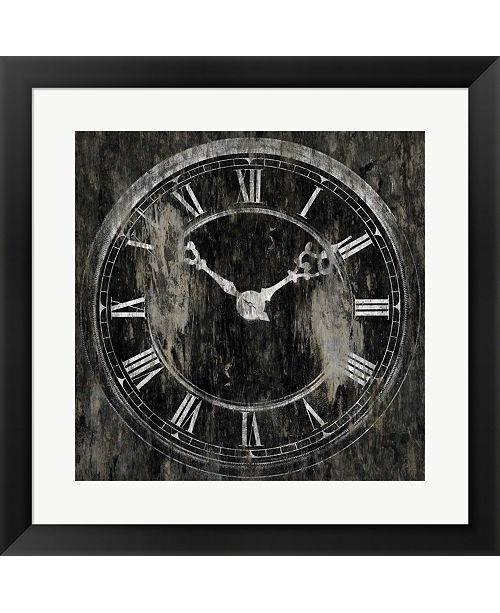 Metaverse Test Of Time Ii By Edward Selkirk Framed Art