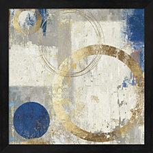 Tune Ii By Tom Reeves Framed Art