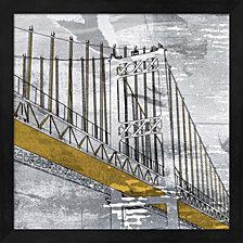 Overpass By Posters International Studio Framed Art