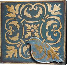 Moroccan Bird I By Patricia Pinto Canvas Art
