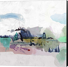 Palette Landscape I by PI Galerie Canvas Art