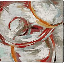 Momentum II by Edward Selkirk Canvas Art