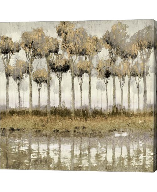 Metaverse Mozambique I By Edward Selkirk Canvas Art
