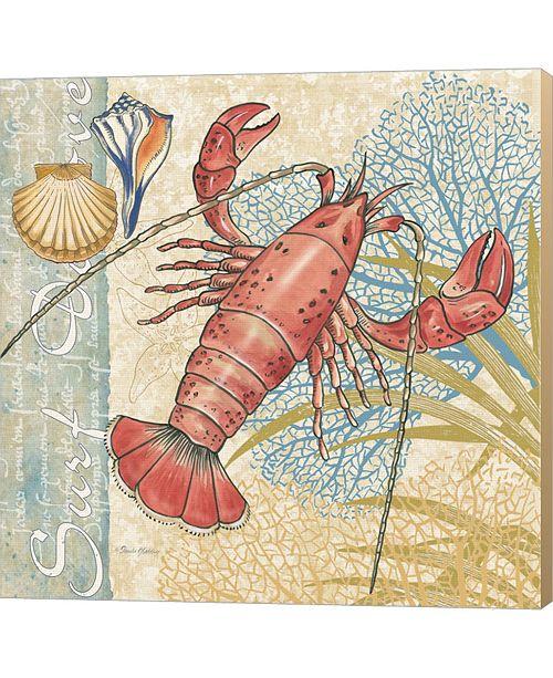 Metaverse Oceana I By Pamela Gladding Canvas Art