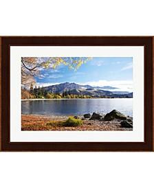 Glendhu Bay Lake Wan By David Wall / Danita Delimont Framed Art