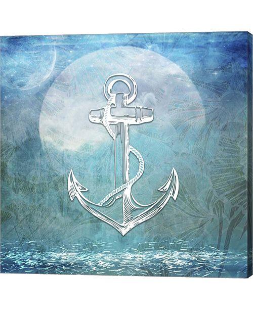 Metaverse Sailor Away Anchor By Lightboxjournal Canvas Art