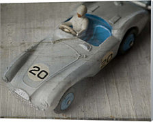 Aston Martin DB3 by Sidney Paul and Co. Canvas Art