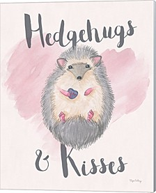 My Furry Valentine Iii By Elyse Deneige Canvas Art