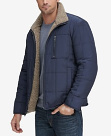 Marc New York Men's Nixon Reversible Stand-Collar Jacket