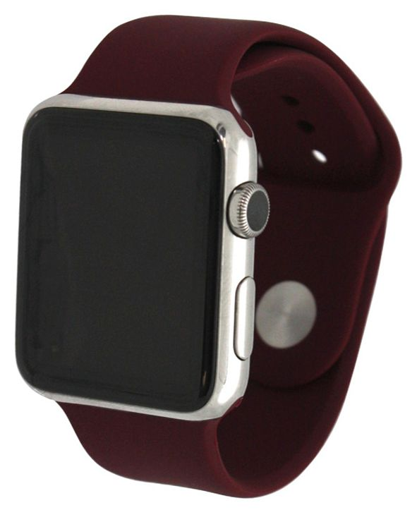 Olivia Pratt Solid Silicone Band for Apple Watch 42mm