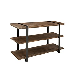 "Modesto 48""L Reclaimed Wood Media/Console Table"