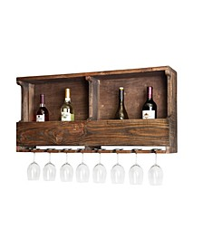 Pomona - Reclaimed Wood Wine Rack