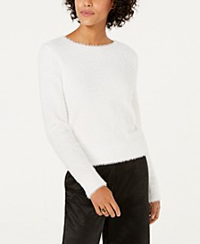Eyelash-Finish Sweater, Created for Macy's